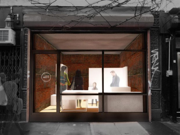 Want To Open A Pop-Up Shop? The Storefront Transformer Box Has Everything You Need