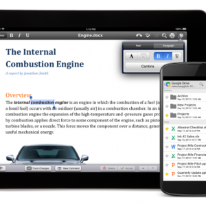 Google makes Quickoffice mobile app free for everyone | Internet & Media - CNET News
