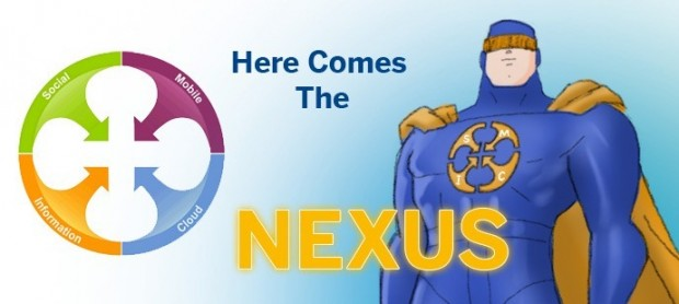 The Nexus of Forces: more business focus, less tech
