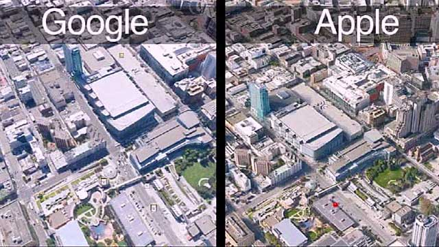 Apple maps: how Google lost when everyone thought it had won