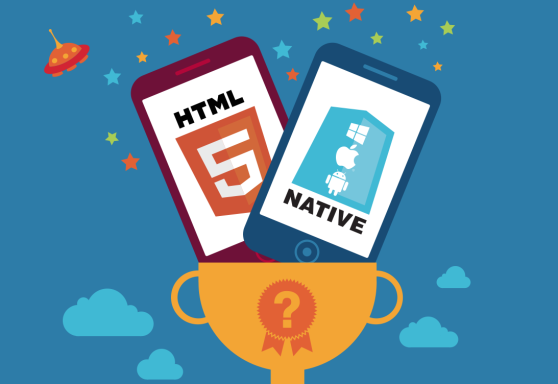 HTML5 vs. Native vs. Hybrid mobile apps: 3,500 developers say all three, please